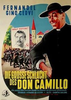 Die GroГџe Schlacht Des Don Camillo