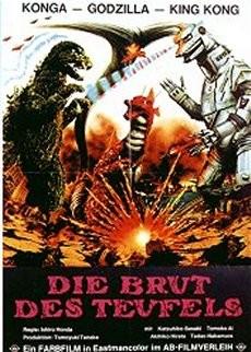 Die Brut Des Teufels Konga Godzilla King Kong Stream