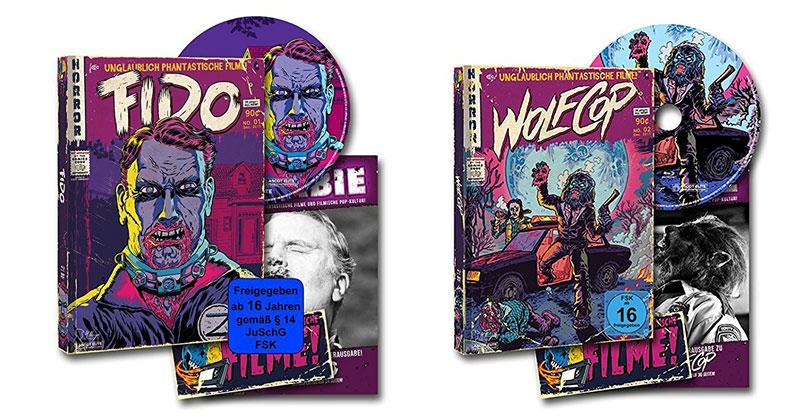 Fido und Wolfcop