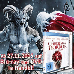 A Christmas Horror Story - ab 27.11.2015 auf Blu-ray und DVD im Handel!