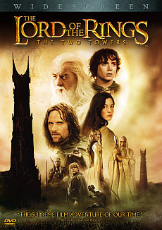 lord of the rings the two towers 1 2 the comparison theatrical