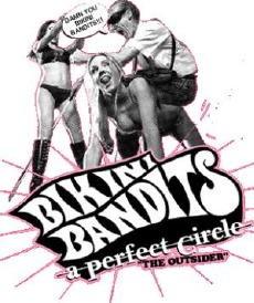 bikini Maynard and bandits the