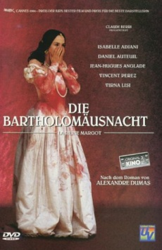 Die Bartholomäusnacht - Schnittbericht: dt. Fassung