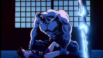 Me, Ninja scroll nude scenes