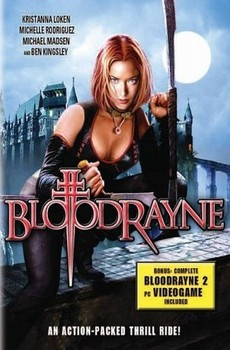 bloodrayne comparison rrated unrated directors cut