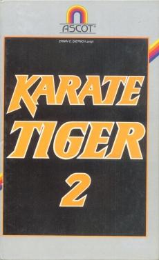 karate tiger 2 detaillierte fassungs und zensurinformationen zu dvd blu. Black Bedroom Furniture Sets. Home Design Ideas