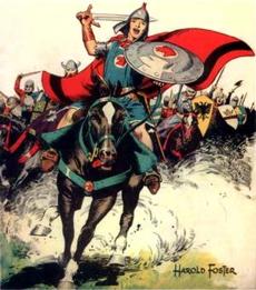 Prince Valiant (Comparison: Censored Version - Uncensored