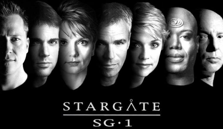 Hvězdná Brána SG-1